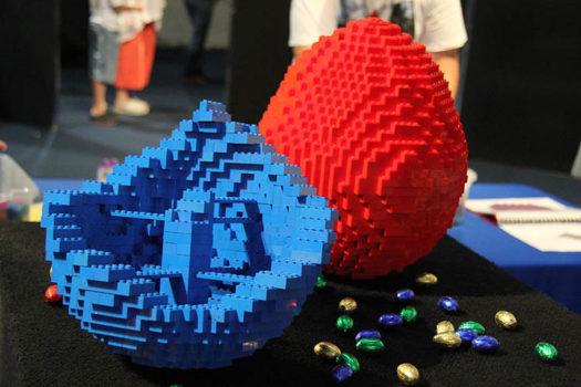 Easter Arts Lego Egg