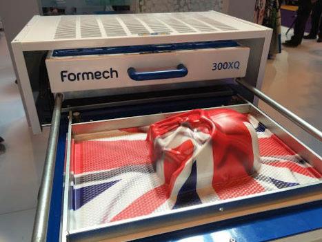 Union Jack 3D Printer