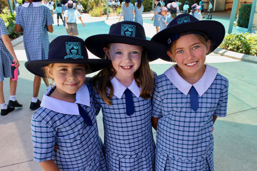 3 Primary Girls Gallery