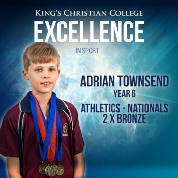 Kings Excellence Sport Blue Adrian