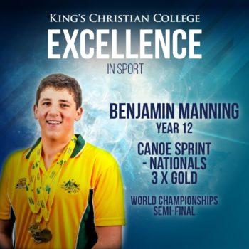 Kings Excellence Sport Blue Benjamin