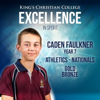 Kings Excellence Sport Blue Caden