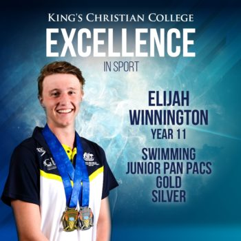 Kings Excellence Sport Blue Elijah