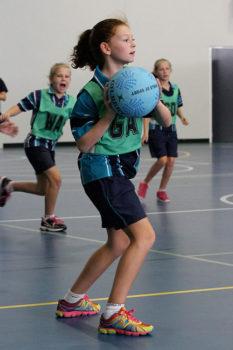 Primary-Netball