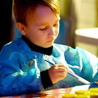 Easter-Arts-child-with-brush