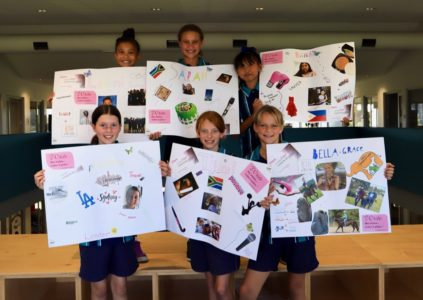 Y6 Girls Vision Boards 1