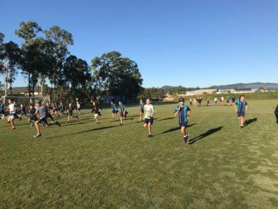 Athletics Training 1
