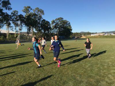 Athletics Training 2