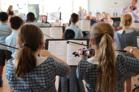 Music Open Rehearsal 11