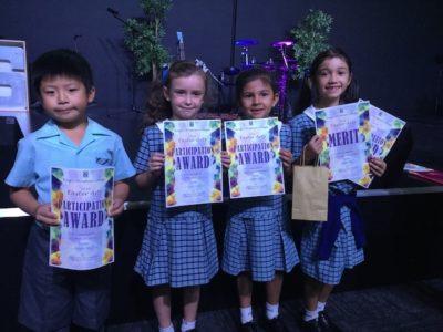 Easter Arts Winners