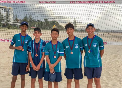 Beach Volleyball Cup 2
