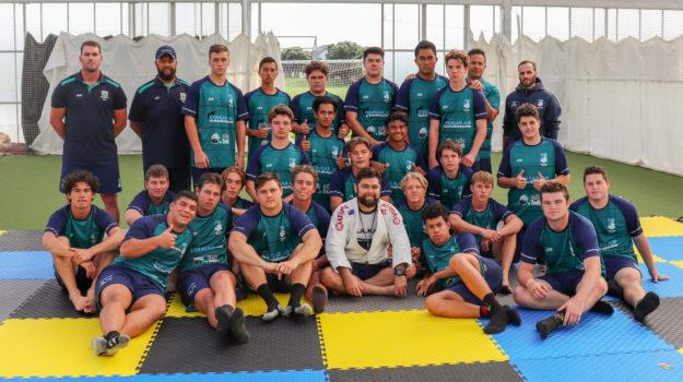 Rugby Nz Tour 14