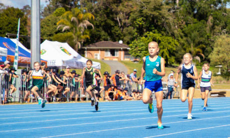 Aps Primary Athletics A 1