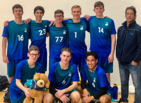 Senior Volleyball Cup 2