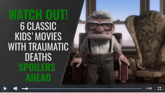 6 Classic Kids' Movies with Traumatic Deaths
