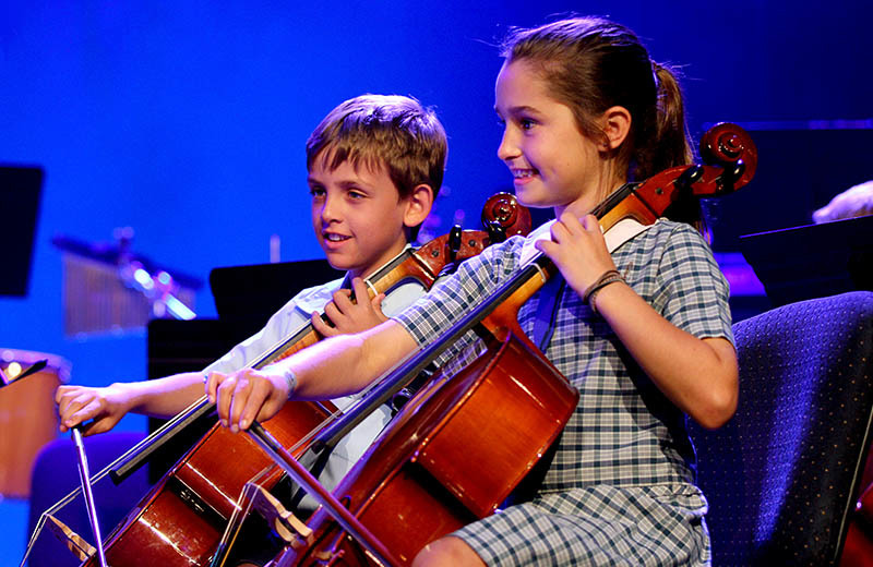 Choosing Your Child's First Musical Instrument