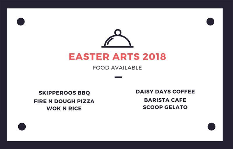 Easter Arts Food