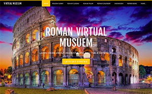 click to see Roman Virtual Museum