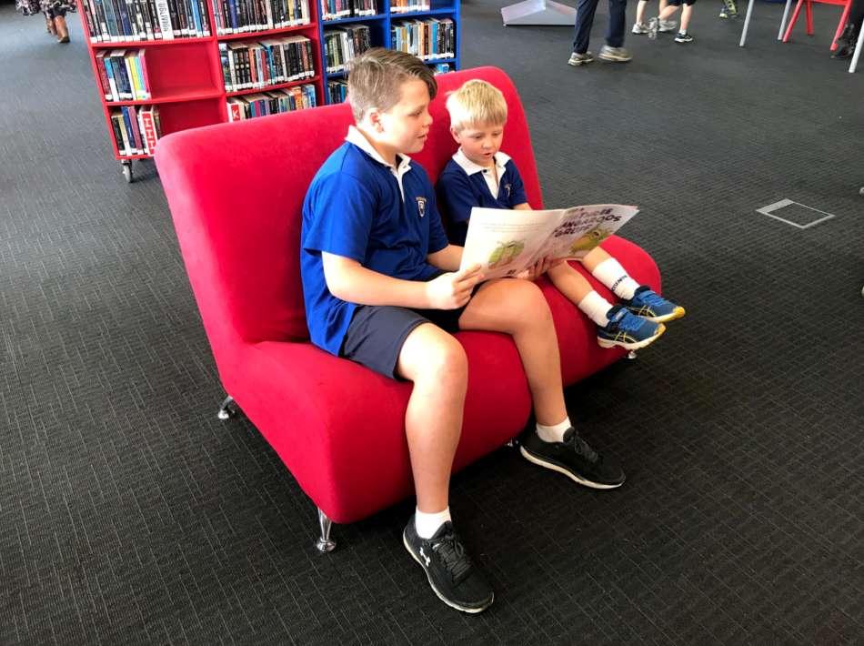 Lindisfarne Anglican Grammar School Newsletter