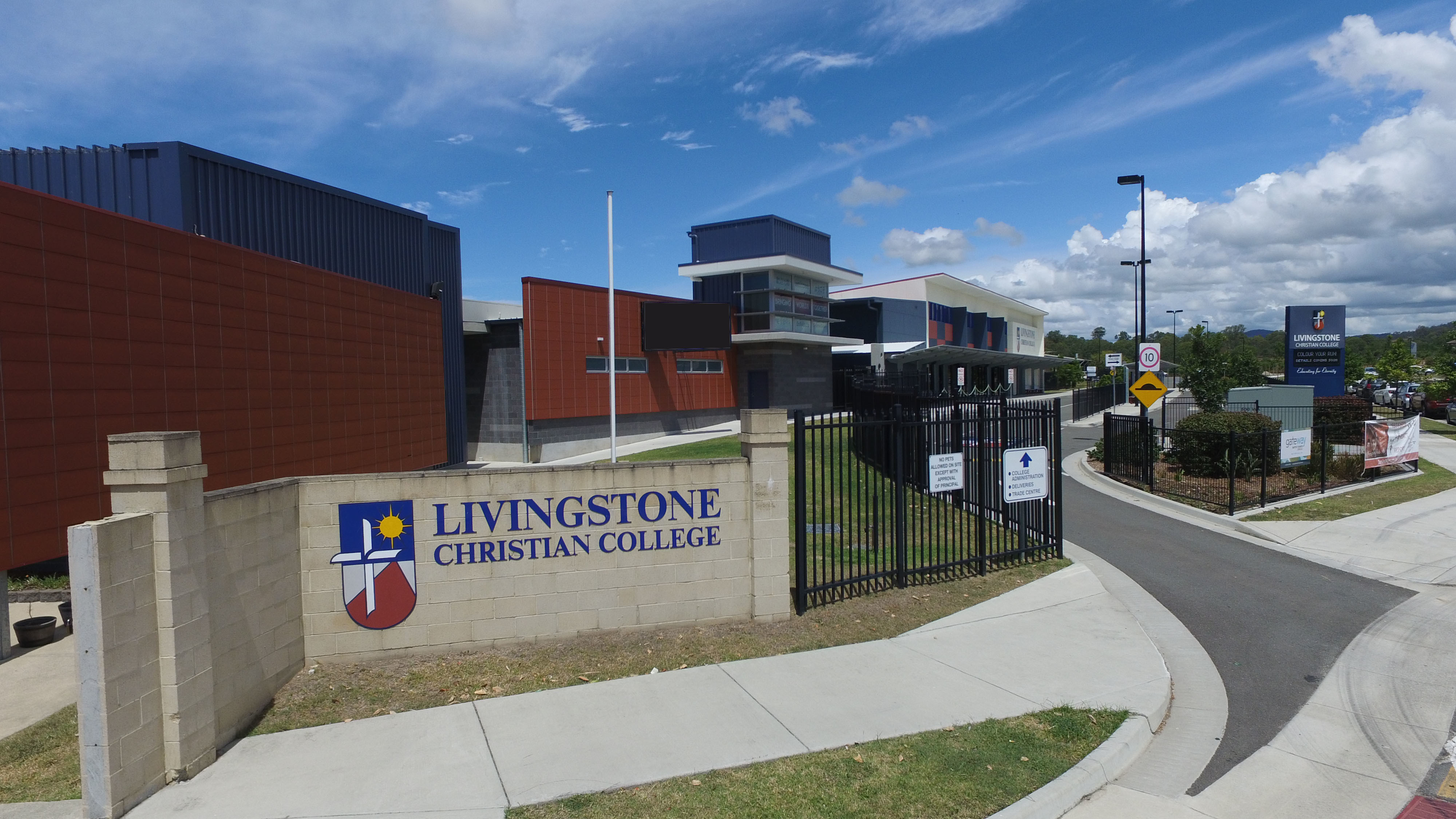 Livingstone Christian College   Welcome