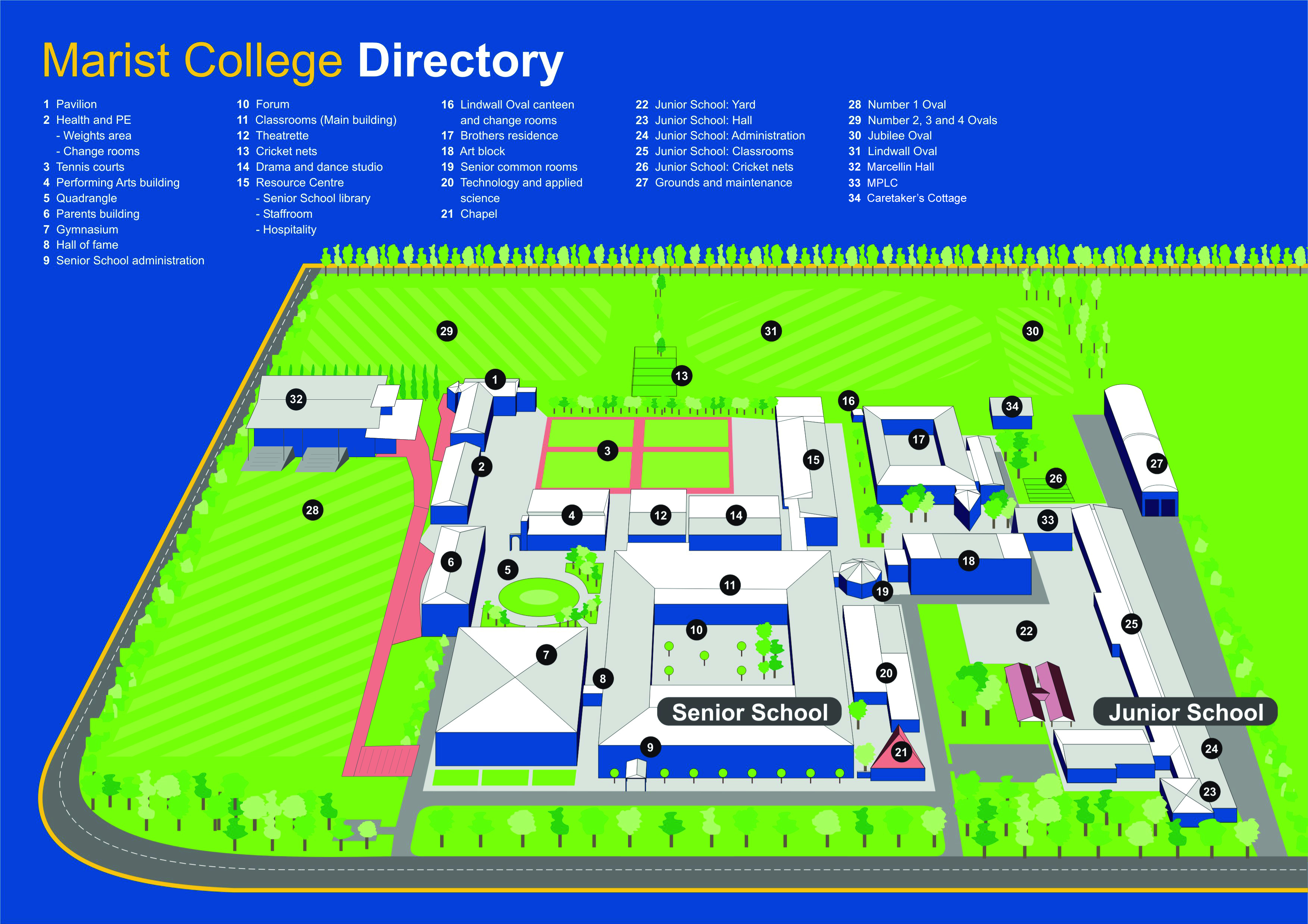 Marist Campus Map Bahama Islands Map Map Of Philippines