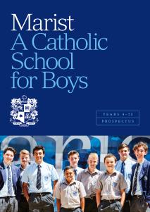 Marist College Canberra Prospectus