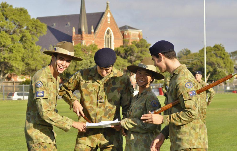 Cadets Program