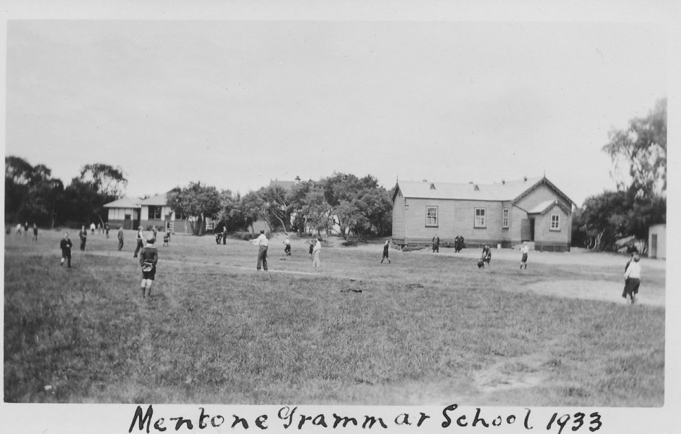1933 School Oval View