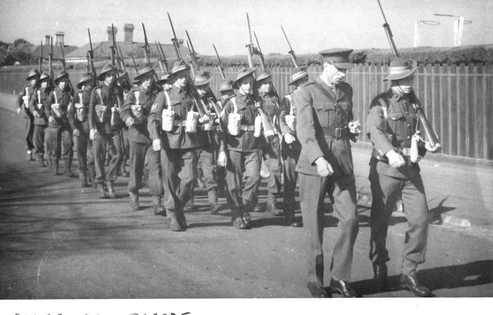 1945 ANZAC Day Como Parade, 2006 ANZAC Day, Mentone RSL