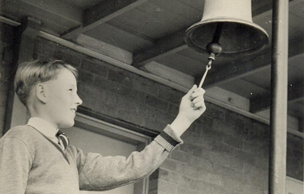 1950 School Bell