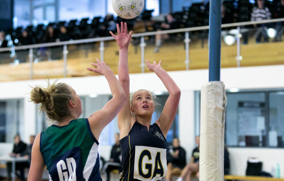Firsts Netball