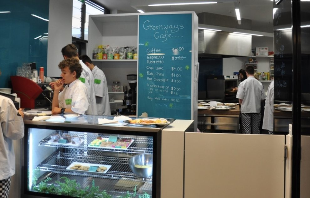 Greenways Campus Café