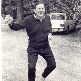 1980's Deryck Strongman
