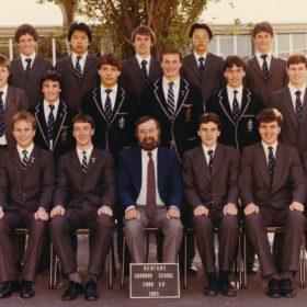 1983 Form 6 D