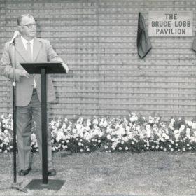 Bruce Lobb Pavillion 1987