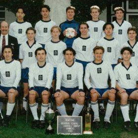 1993 AGSV Soccer Premiers
