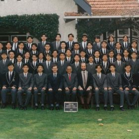 1993 Overseas Students