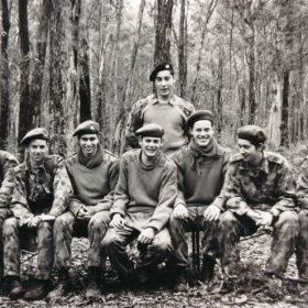 1998 Cadet Camp