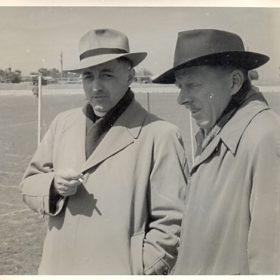 Charles Weir 1945