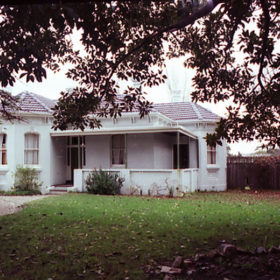 Phillip House 1976