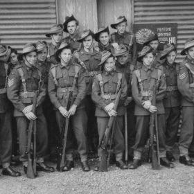 Cadet Camp 1948