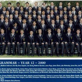 2000 Year 12