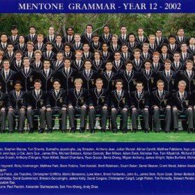 2002 Year 12