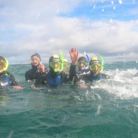 2004 Year 9 Snorkel