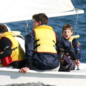 2004 Year 9 Sailing