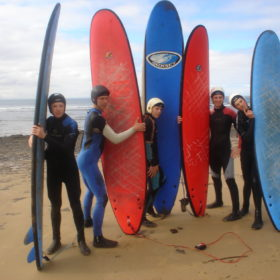 2004 Year 9 Surf Group