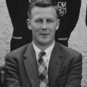 Rodney Jeffery 1958