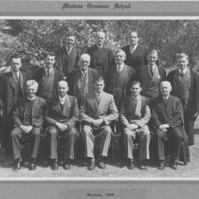 Staff 1949