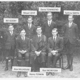 Prefects 1924