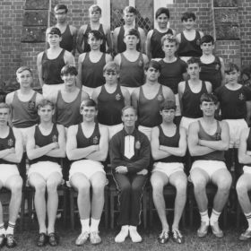 Athletics Team 1965